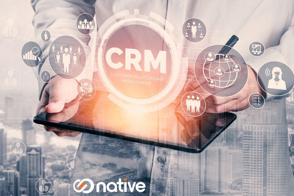 Blog Native   Native + CRM